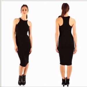 ✨HOST PICK ✨ATID Recall Mid Dress Black NWOT